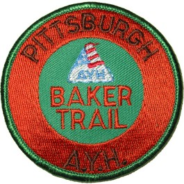 Baker Trail patch