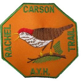 Rachel Carson Trail patch