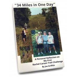 34 Miles in One Day: A Personal Reflection on My First Rachel Carson Trail Challenge